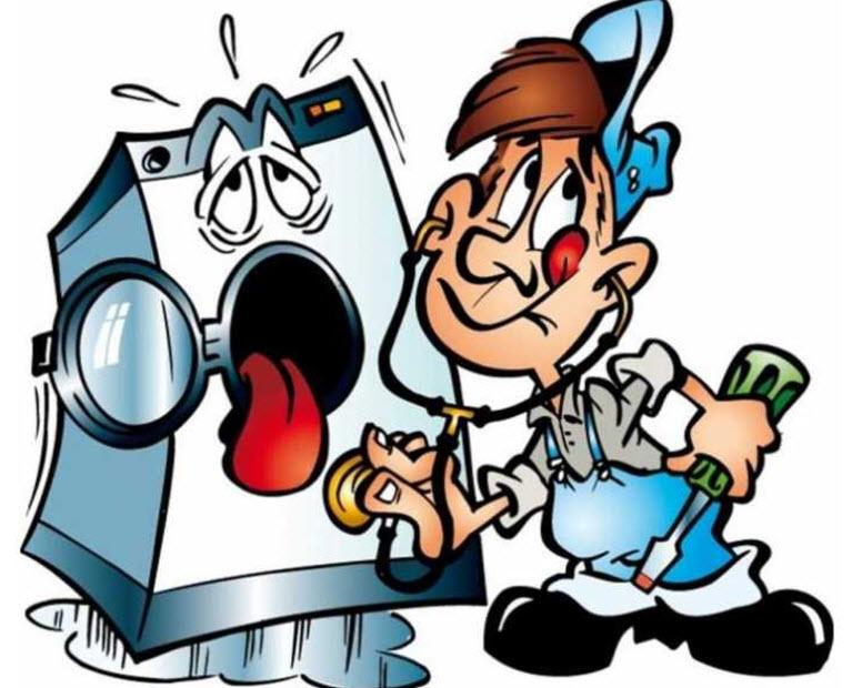 Починка стиральной машины