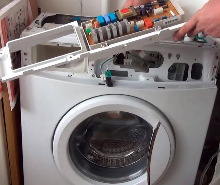 ремонт стиральных машин своими руками