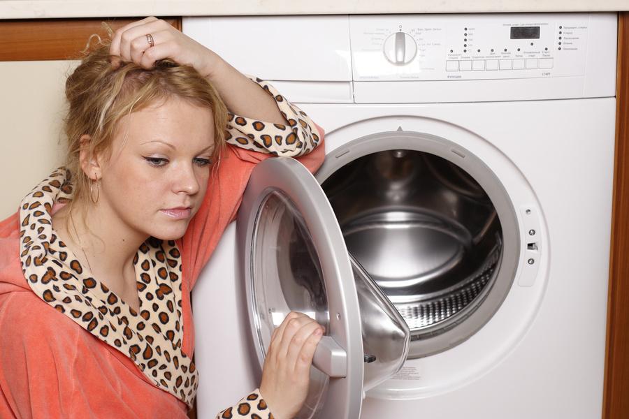 поломка стиральной машинки