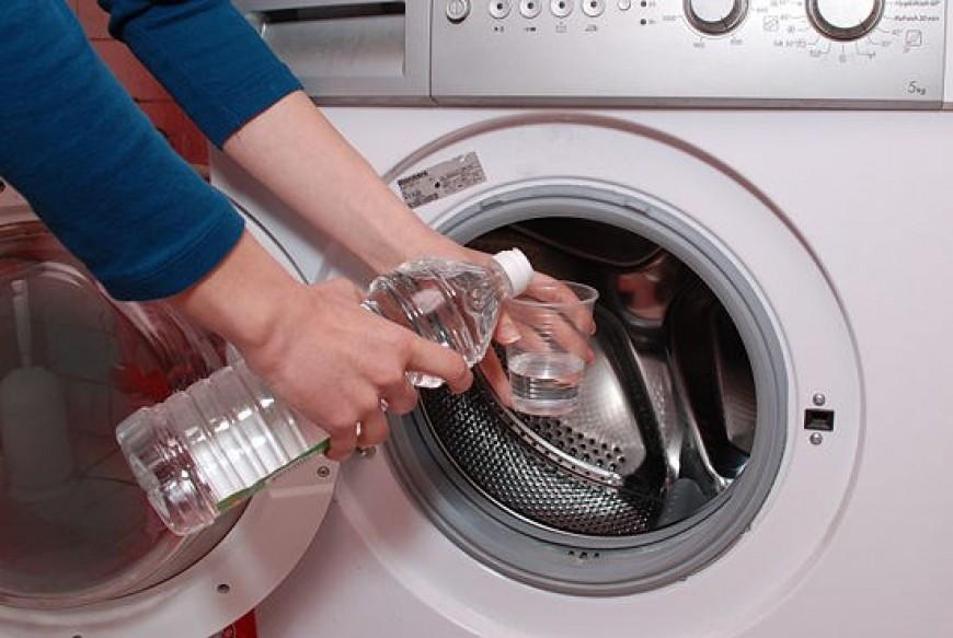 очистка стиральной машины от запахов